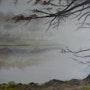 Matin sur la rivière. Thomas-Miton. H