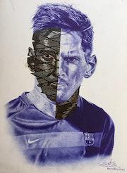 Messi le sorcier du football moderne. Bakaridjan Sissoko