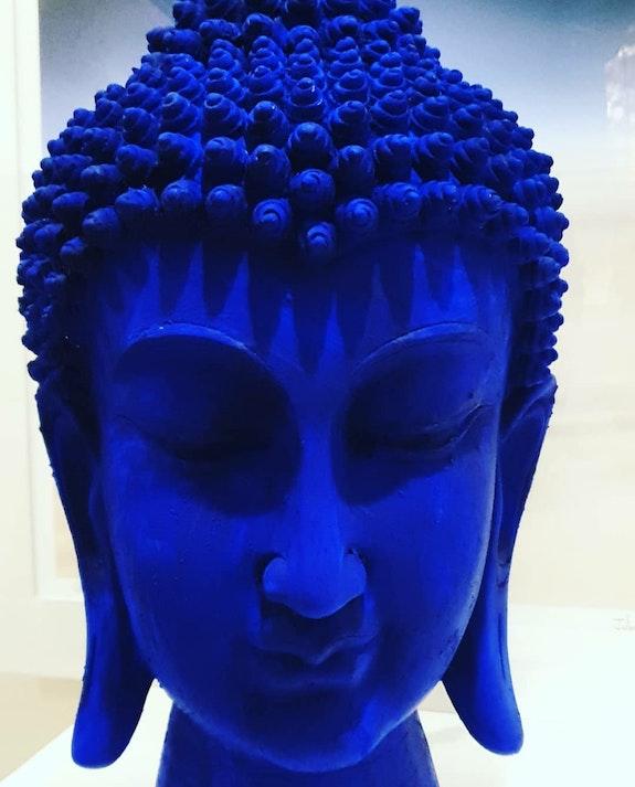 Blue Silence. Mioara Corozel Cherki Mioara Corozel Cherki
