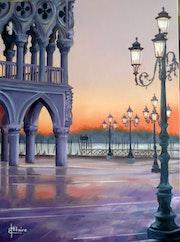 Venise à la Brune.