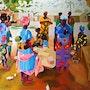 Le jour du vaccin à Topadomé. Armok