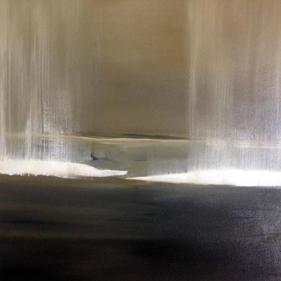 Rideau de lumière. Elisabeth Lapoléon Oscar Heinz