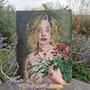 Tableau portrait. Juliane