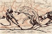 Dog Eat Hyena World.