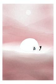 Lilou et Chat : le désert rose. Aydi
