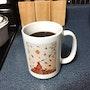 Mug of The Little Fox Loves Fall. Jabbyd