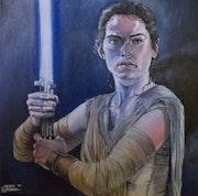Rey de la saga Star Wars. Arts&grenon