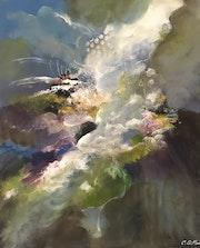Lumiere celeste. Christiane Gilbert