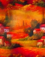 Village. Marie Carteron