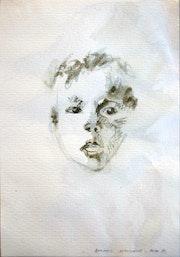 Enfant posant. Armok
