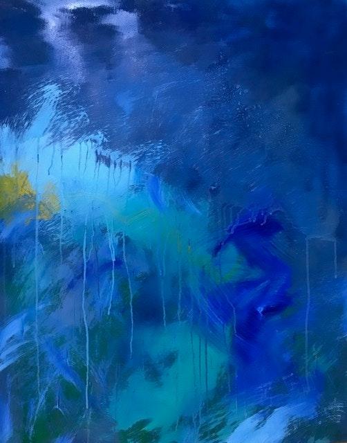 Blue lagon. Alexia Lecerf Alexia Lecerf