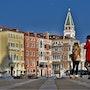 Tourisme à Venise. Hervé Hameury