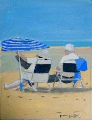 Sous le soleil de Trouville. Cesar Luciano