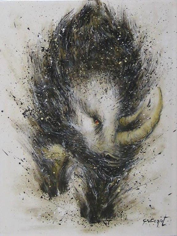 Rinoceronte. Christian Poincenot C. Poincenot