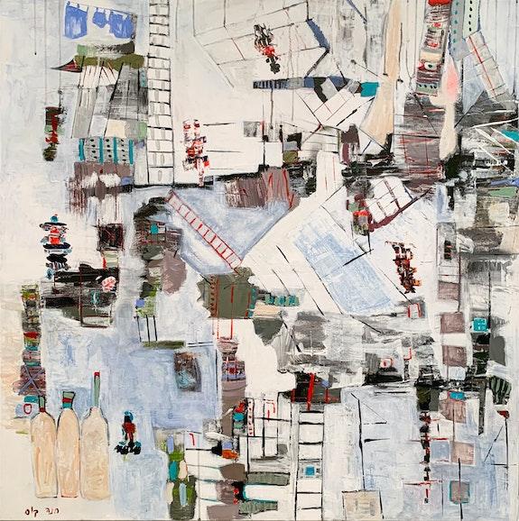 «Snakes and Ladders», 2019. Hana Koss Hana Koss