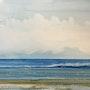 Bassin Arcachon. Ocean. Hugues Bret