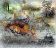 Spiritualité - montage - rêvons au nouveau monde.