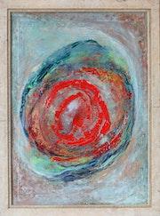 Modern painting «Longing».