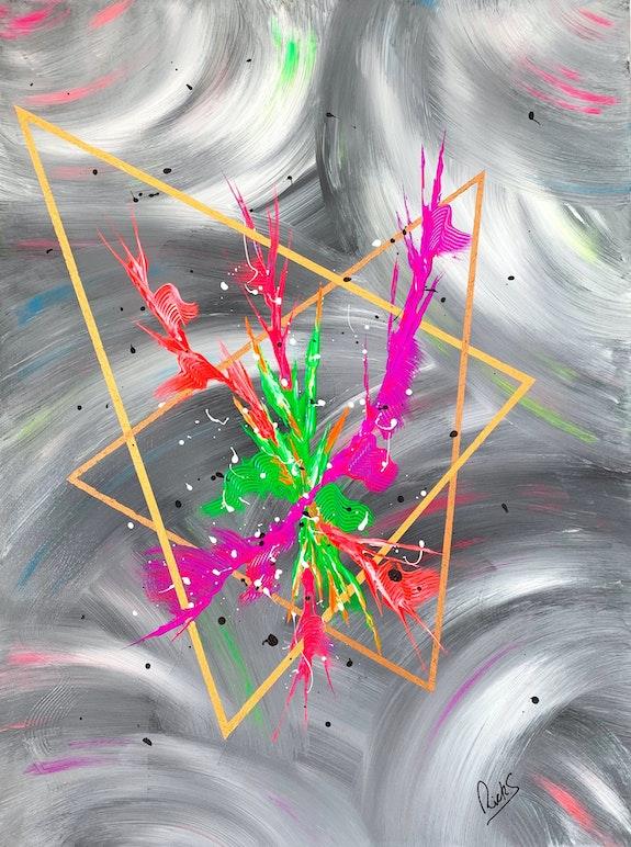 Printemps. Ricksmith-Art Ricksmith-Art