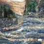 Vancouver Island Storm Watch. Karen Colville