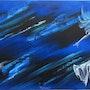La ballerine bleue. Marie-José Diebolt