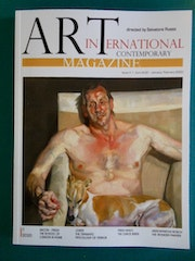 Art Magazine International Contemporary.