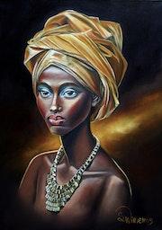 «African Beauty».