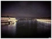 Le pont neuf et la Garonne à Toulouse. Bgb Photos Vidéos Production