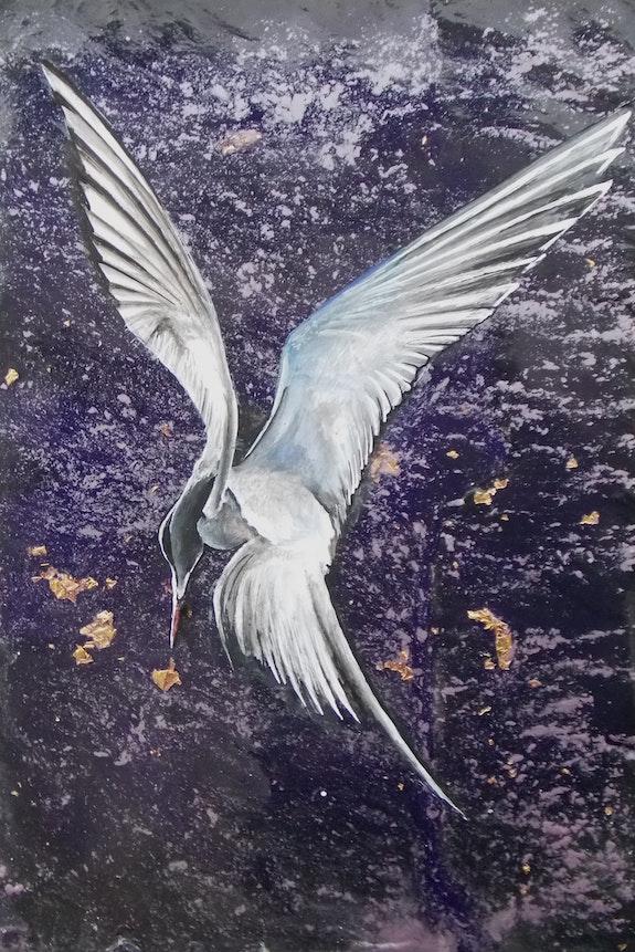 Spirit Bird. Isabelle Le Pors Isabelle Le Pors