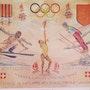 Jeux Olympiques. M. Machin