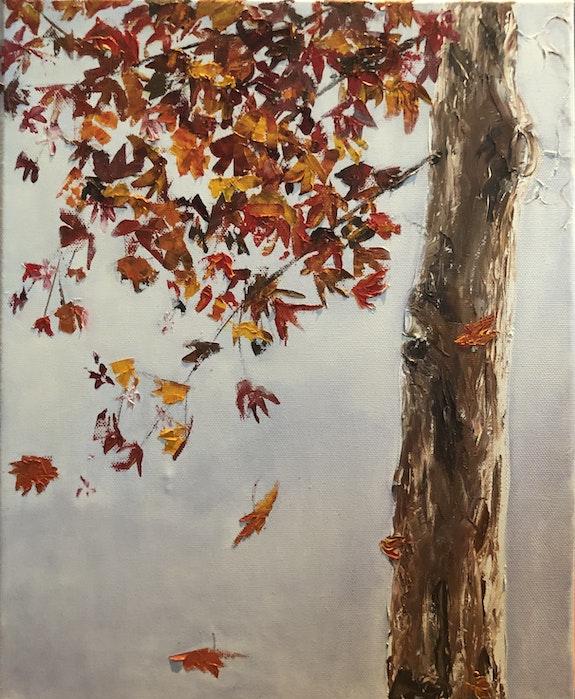 L'arbre de l'automne. Kasia, Kate_Art Kate_Art