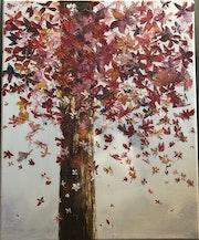 L'arbre papillon.