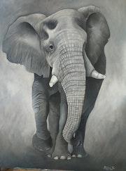 L'Eléphant.