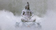 Indian god lord shiva meditation. Roshan Kumar