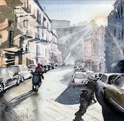 Napoli's Spirit.