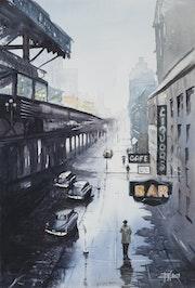 New York 1930.