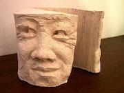 «Le douteur». Bruno Maillard Sculpteur