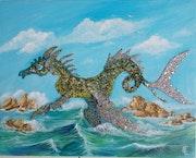 Dragon des mers.