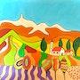 Le mont Ventoux. V. N.