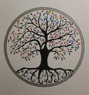 L'arbre de Vie. Carine Gionco - Swamberghe