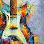 Guitar. Olhadarchukart