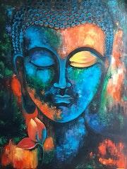 Le Bouddha. Carine Gionco - Swamberghe