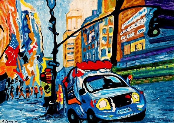 Rue de n-y n° 3 Ambulance. Ledroit André André Ledroit