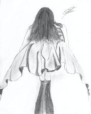 Upskirt.