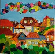 «Serie paisaje urbano».
