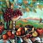 Les fruits du soleil. Sylvie Gascon