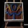 Ankh (la croix de la vie éternelle).