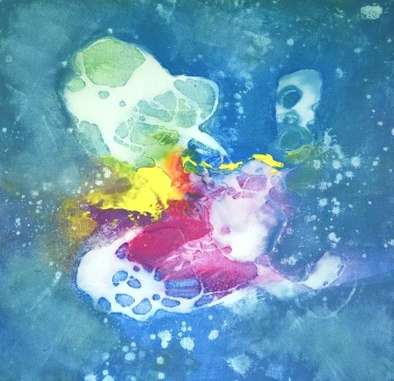 Jellyfish #3. Thomas Leung Leung Gallery