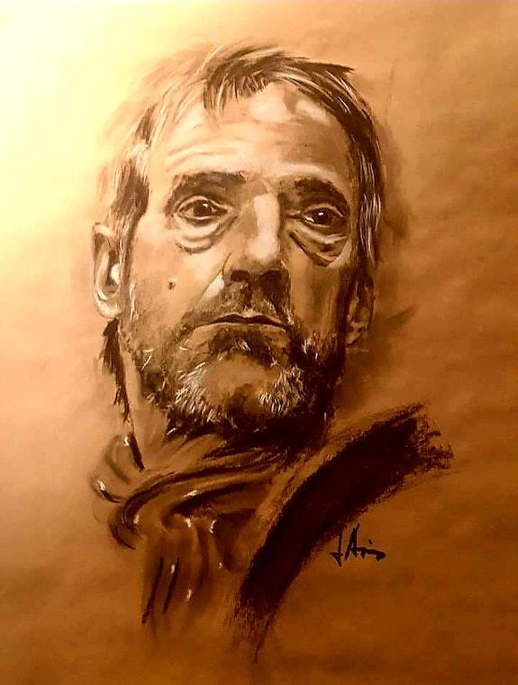 Jeremy Irons. Jose Antonio Arias Garcia Jose Antonio Arias