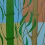 La bambous là. Fk